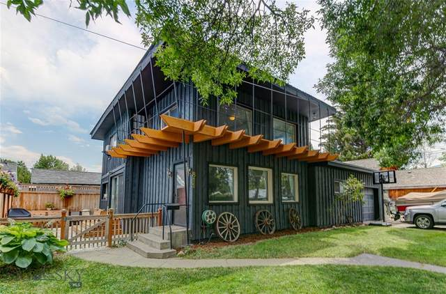 811 W Crawford, Livingston, MT 59047 (MLS #349597) :: Montana Life Real Estate