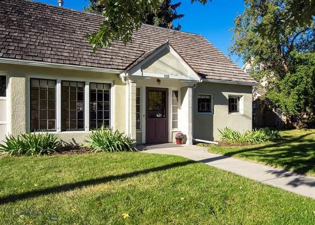 909 W Curtiss Street, Bozeman, MT 59715 (MLS #349599) :: Hart Real Estate Solutions