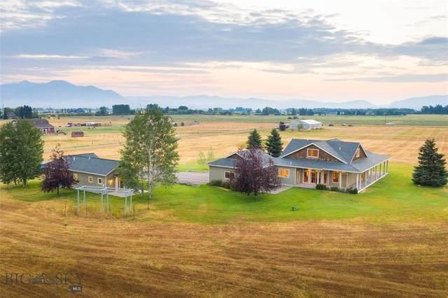 8295 Cottonwood Road, Bozeman, MT 59718 (MLS #349633) :: Hart Real Estate Solutions