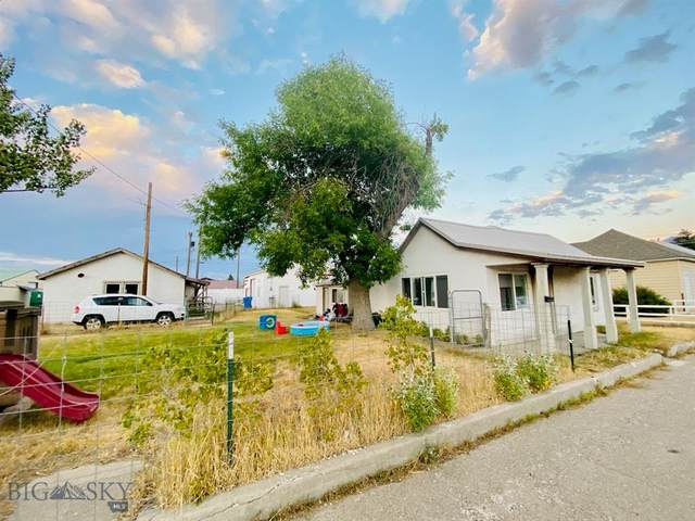116 & 118 N K Street, Livingston, MT 59047 (MLS #349639) :: Black Diamond Montana