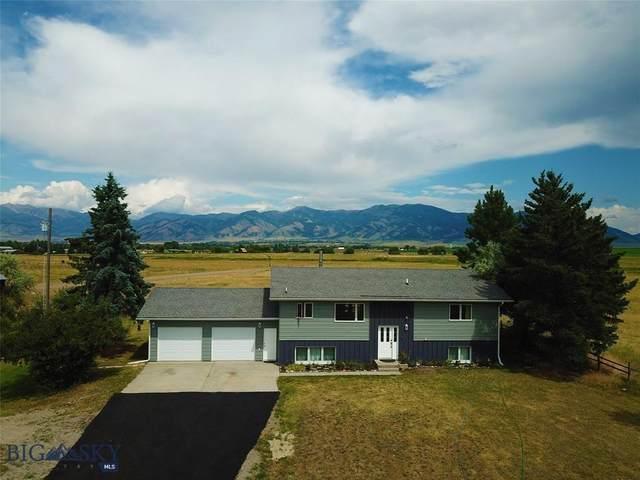 1410 Harper Puckett Road, Bozeman, MT 59718 (MLS #349653) :: Montana Life Real Estate