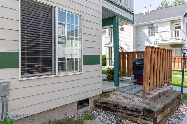 3012 W Villard Street D, Bozeman, MT 59718 (MLS #349658) :: L&K Real Estate