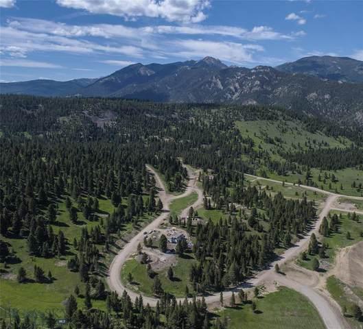 Lot 11 Colters Run Loop, Gallatin Gateway, MT 58730 (MLS #349666) :: Hart Real Estate Solutions