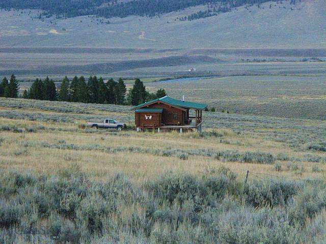 56 Echo Trail, Cameron, MT 59720 (MLS #349670) :: Black Diamond Montana