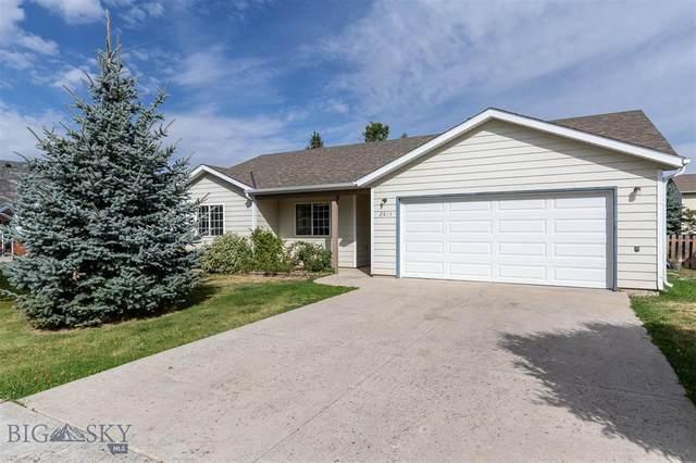 2813 Donna Avenue, Bozeman, MT 59718 (MLS #349687) :: Hart Real Estate Solutions