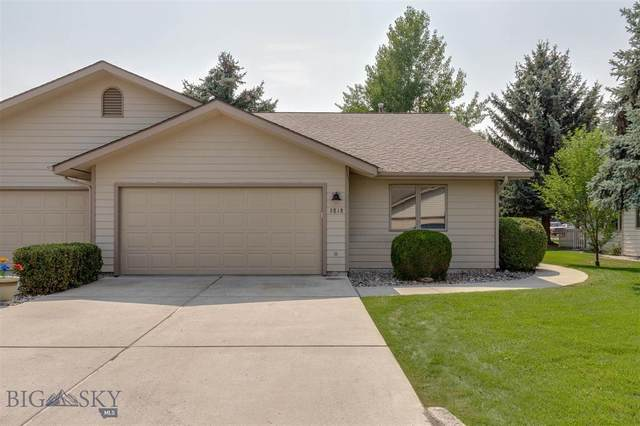 3818 Spruce Meadow Drive, Bozeman, MT 59715 (MLS #349689) :: Hart Real Estate Solutions
