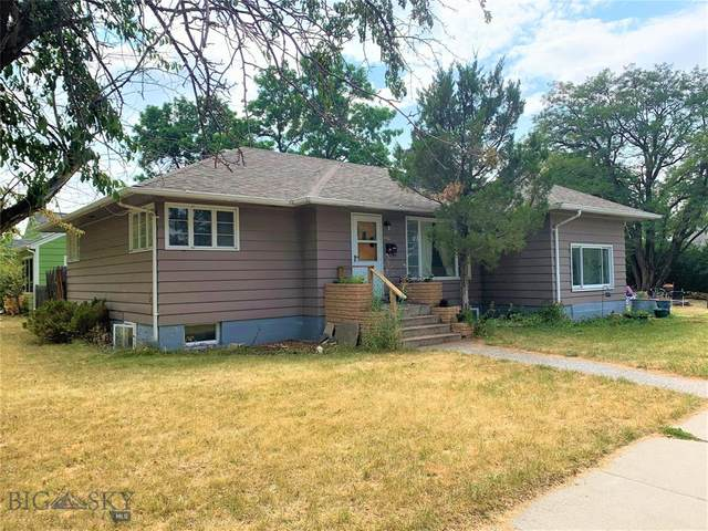 1404 W Koch, Bozeman, MT 59715 (MLS #349713) :: Black Diamond Montana