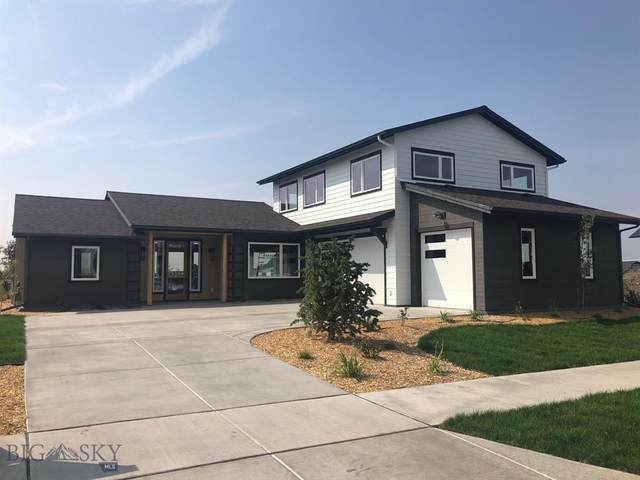 1356 Ryun Sun Way, Bozeman, MT 59718 (MLS #349728) :: Black Diamond Montana
