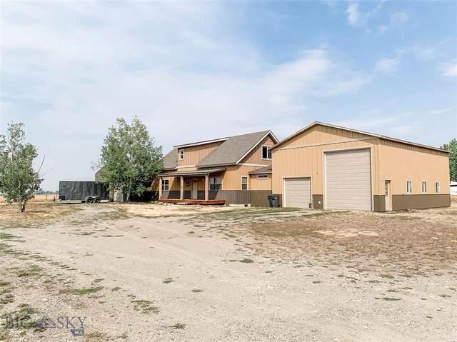 435 Moon Beam Lane, Belgrade, MT 59714 (MLS #349734) :: Hart Real Estate Solutions