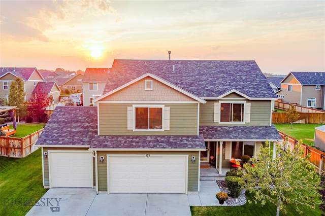 175 Mammoth Fork Drive, Bozeman, MT 59718 (MLS #349743) :: Montana Life Real Estate