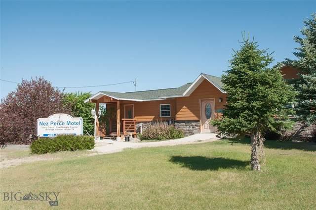 509 Mt Highway 43, Wisdom, MT 59761 (MLS #349759) :: Montana Life Real Estate