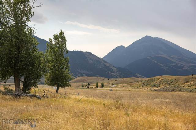 Lot 6 Chico Peak Estates, Livingston, MT 59047 (MLS #349762) :: Black Diamond Montana