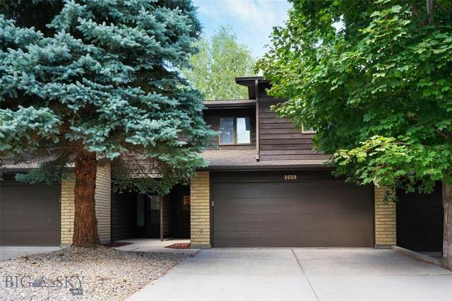 1659 S Black Avenue, Bozeman, MT 59715 (MLS #349796) :: Black Diamond Montana