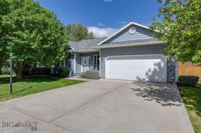 3505 Ravalli Street, Bozeman, MT 59718 (MLS #349822) :: Hart Real Estate Solutions