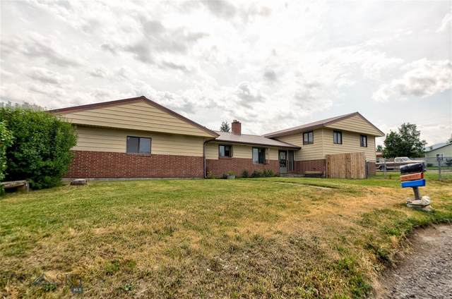 923 W Summit, Livingston, MT 59047 (MLS #349832) :: L&K Real Estate