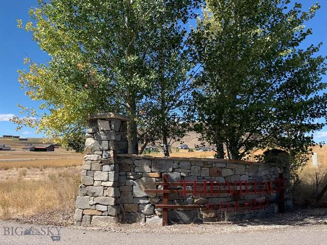 TBD Sharptail Place Lot 176, Three Forks, MT 59752 (MLS #349851) :: Montana Life Real Estate