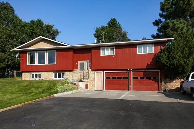 321 E Summit Street, Livingston, MT 59047 (MLS #349855) :: Hart Real Estate Solutions