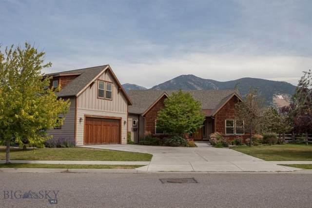 2452 Creekwood Drive, Bozeman, MT 59715 (MLS #349859) :: Montana Life Real Estate