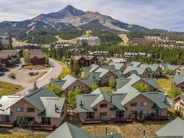12 Running Bear Road #36, Big Sky, MT 59716 (MLS #349874) :: Hart Real Estate Solutions