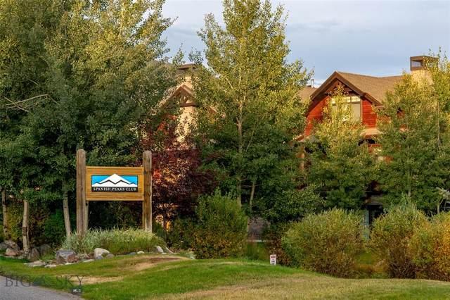 2500 Little Coyote Road #50, Big Sky, MT 59716 (MLS #349889) :: L&K Real Estate
