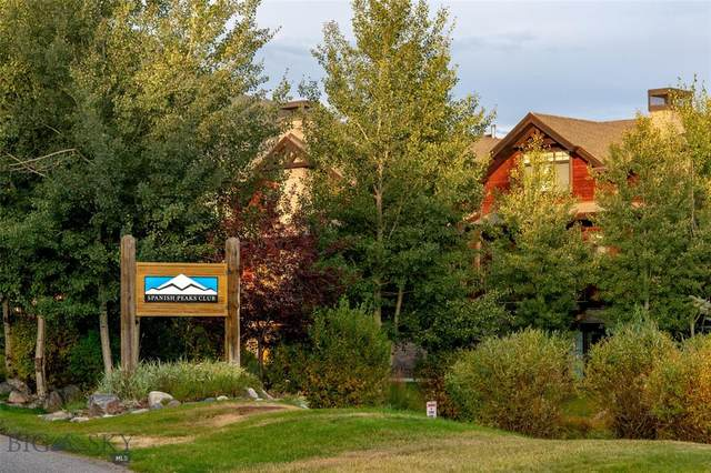 2500 Little Coyote Road #50, Big Sky, MT 59716 (MLS #349889) :: Montana Home Team