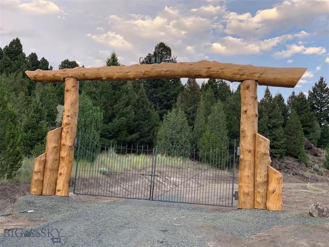 Lot 6 Haggin View Road, Ramsay, MT 59748 (MLS #349906) :: Montana Life Real Estate