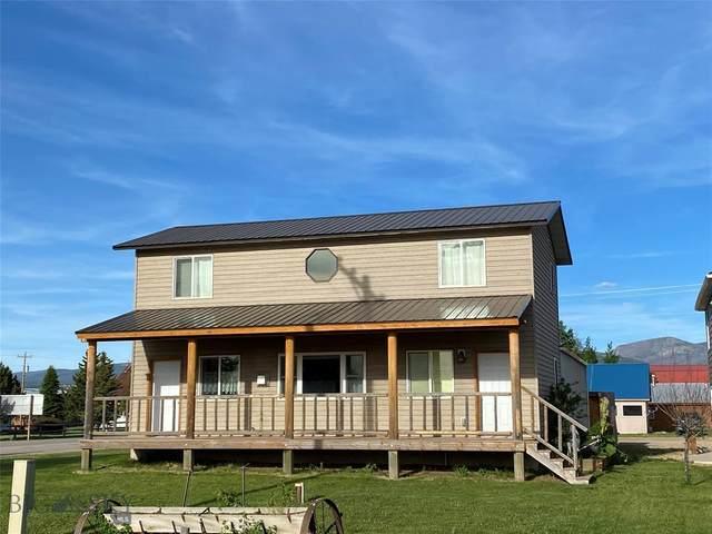103 Pine Street, Wisdom, MT 59761 (MLS #349914) :: Hart Real Estate Solutions