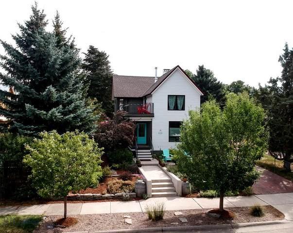 618 N Black Avenue, Bozeman, MT 59715 (MLS #349927) :: Montana Life Real Estate