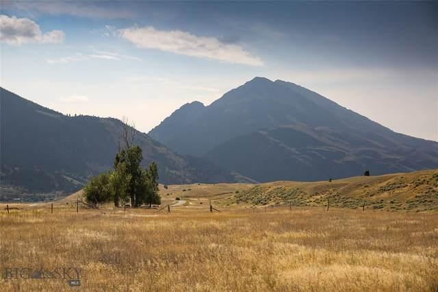 Lot 3 Chico Peak Estates, Livingston, MT 59047 (MLS #349935) :: L&K Real Estate