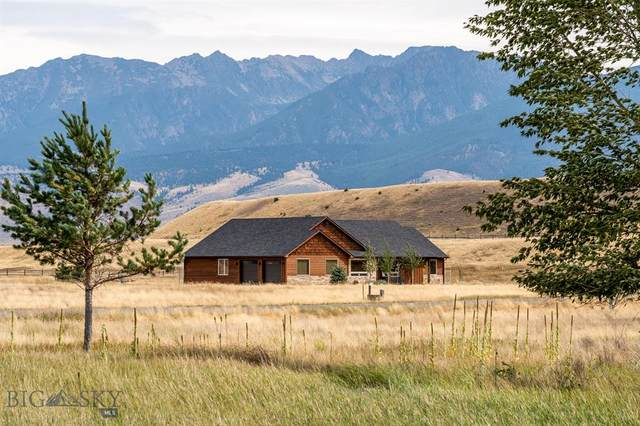 12 Appaloosa Circle, Livingston, MT 59047 (MLS #349953) :: Montana Life Real Estate