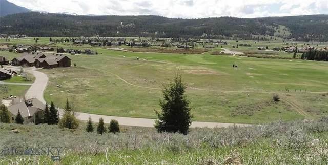 1929 Two Gun White Calf Road, Big Sky, MT 59716 (MLS #349961) :: Black Diamond Montana