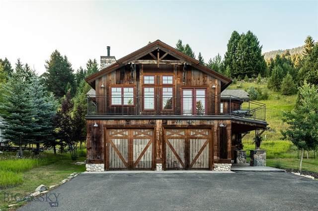 1955 Little Coyote Road, Big Sky, MT 59716 (MLS #349966) :: L&K Real Estate
