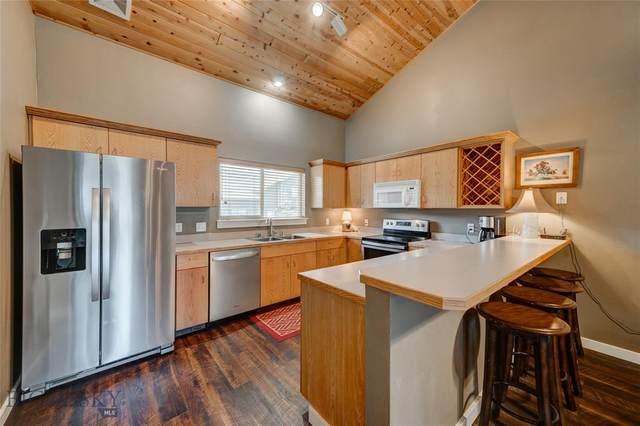 130 Starlight Drive #130, Big Sky, MT 59716 (MLS #349970) :: Montana Life Real Estate