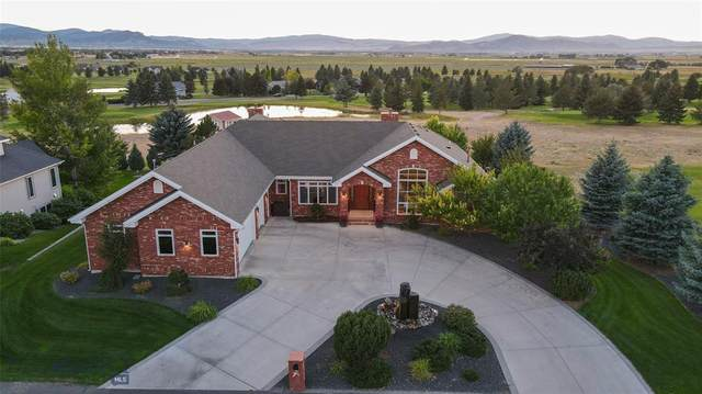 4200 Fox Den Drive, Helena, MT 59602 (MLS #349975) :: Montana Home Team