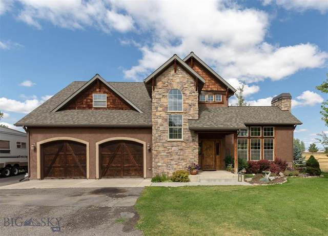 361 Little Wolf Road, Bozeman, MT 59715 (MLS #349977) :: L&K Real Estate