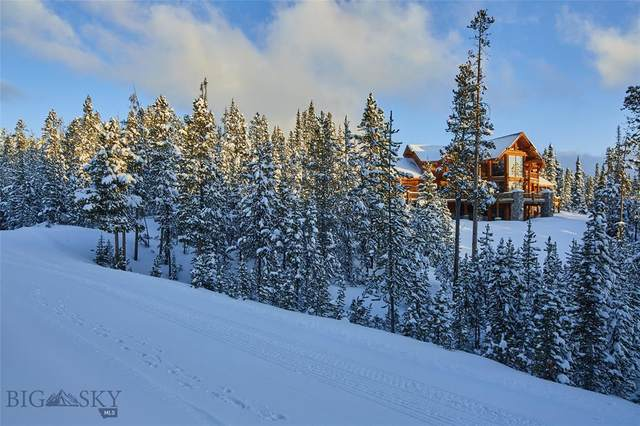 40 Saddle Horn Road, Big Sky, MT 59716 (MLS #349979) :: Hart Real Estate Solutions