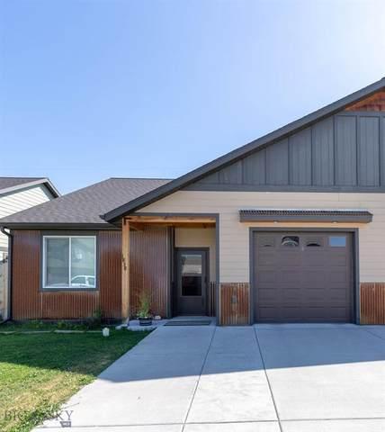 1838 Leeward Court, Bozeman, MT 59718 (MLS #349983) :: Hart Real Estate Solutions