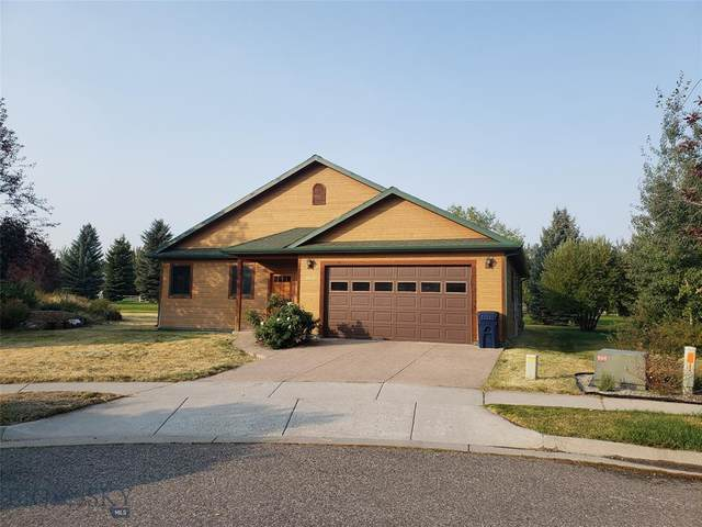 2808 Case Street, Bozeman, MT 59718 (MLS #349984) :: Black Diamond Montana