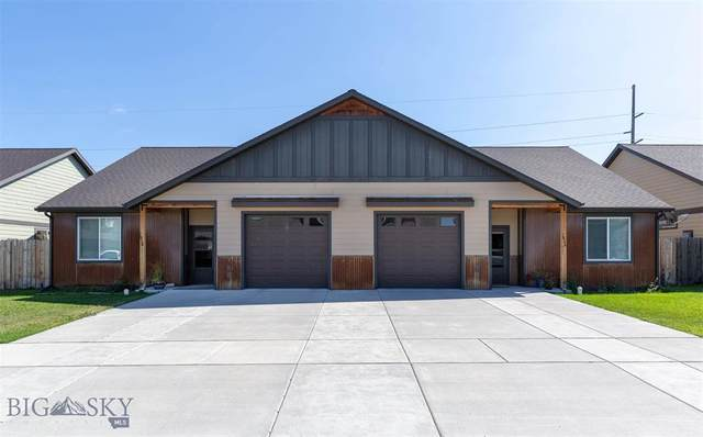 1826/1838 Leeward, Bozeman, MT 59718 (MLS #349986) :: Hart Real Estate Solutions