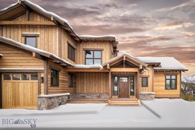 507 Outlook Trail, Big Sky, MT 59716 (MLS #349995) :: Hart Real Estate Solutions