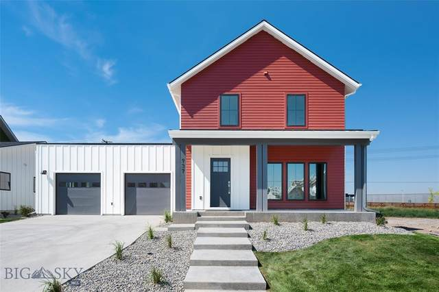 937 Auger Lane, Bozeman, MT 59718 (MLS #350007) :: Hart Real Estate Solutions