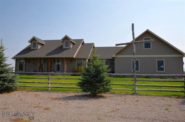 55 Mustang Lane, Dillon, MT 59725 (MLS #350012) :: Hart Real Estate Solutions
