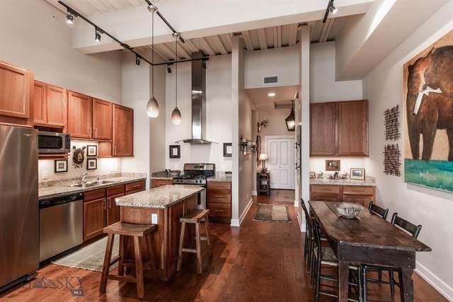 140 Village Crossing Way 2F, Bozeman, MT 59715 (MLS #350028) :: Hart Real Estate Solutions