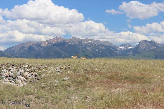 Lot 71 Sphinx Mountain Subdivision, Cameron, MT 59720 (MLS #350043) :: Hart Real Estate Solutions