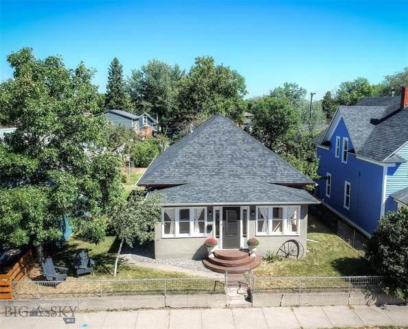 211 S C, Livingston, MT 59047 (MLS #350058) :: Montana Life Real Estate