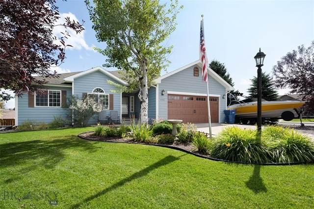 602 Northern Lights Road, Livingston, MT 59047 (MLS #350060) :: Montana Life Real Estate