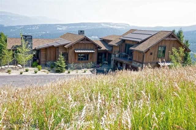 496 W Elk Valley, Big Sky, MT 59716 (MLS #350061) :: L&K Real Estate