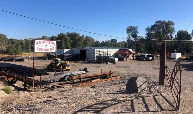 2050 Highway 91 North, Dillon, MT 59725 (MLS #350064) :: Montana Life Real Estate