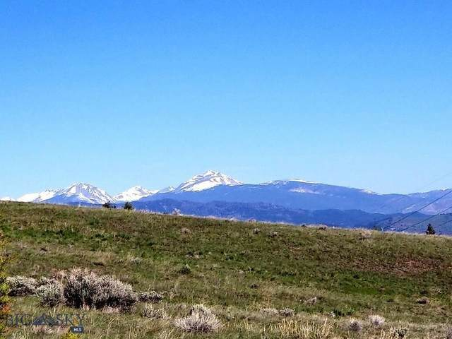 TBD Nordic, Butte, MT 59701 (MLS #350070) :: Hart Real Estate Solutions
