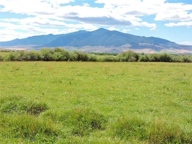 TBD Indian Creek Road, Sheridan, MT 59749 (MLS #350075) :: Montana Life Real Estate